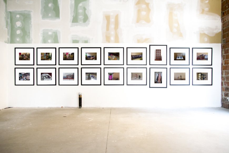 "Andrea Knezovic Story of the ""I"" popup34 exhibition featured artworks photography video"