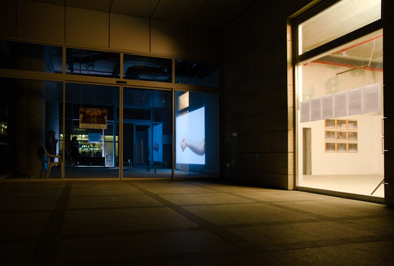 Andrea Knezovic Story of the I popup solo exhibition photography