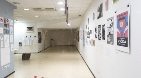 pičkin dim izložba ana petrović hrvatska osijek umjetnost exhibition contemporary art protest censorship